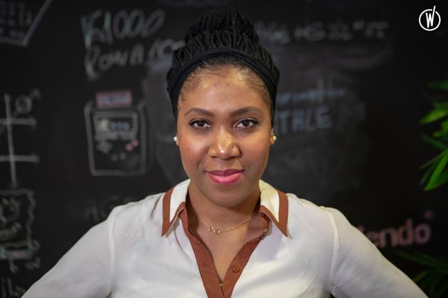 Rencontrez Valériane, Consultante Microsoft  - Proxiteam