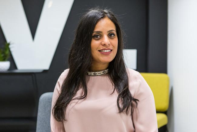 Rencontrez Sana, Chef de Projet - Valtech