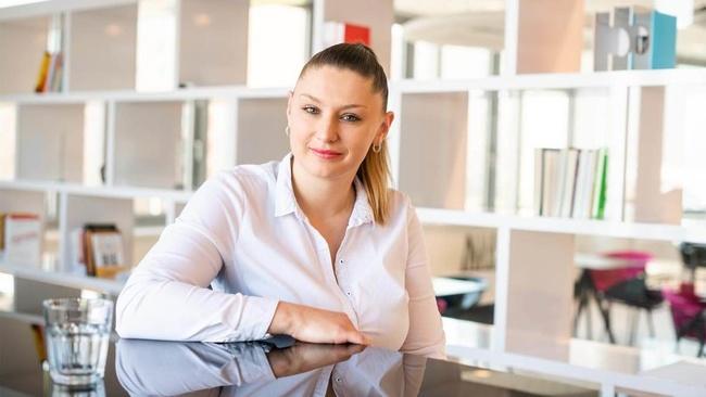 Monika Klapalová, Obchodník/péče o klienty - JetBrains