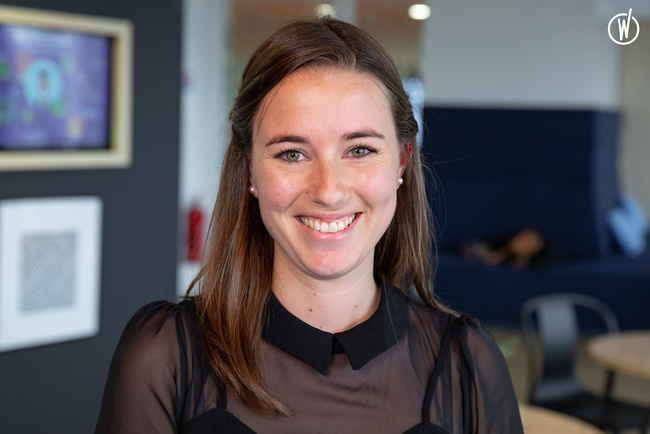 Rencontrez Veronica, Financial Controller - Wavestone