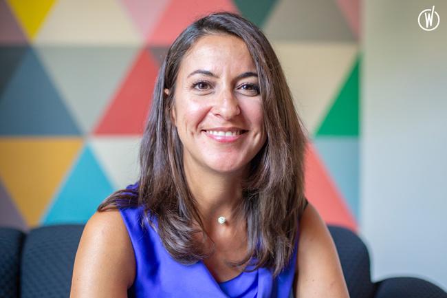 Rencontrez Alexandra, Directrice d'Upward Finance - Upward