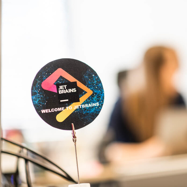 JetBrains jim dává svobodu - JetBrains