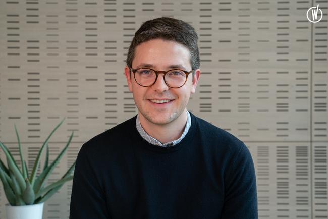 Rencontrez Gilles, Responsable Commercial - GROUPE ROULLIER