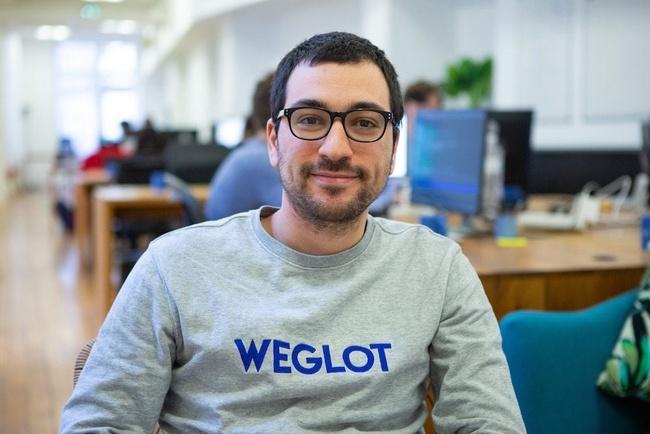 Rencontrez Rémy, CTO & cofondateur - Weglot