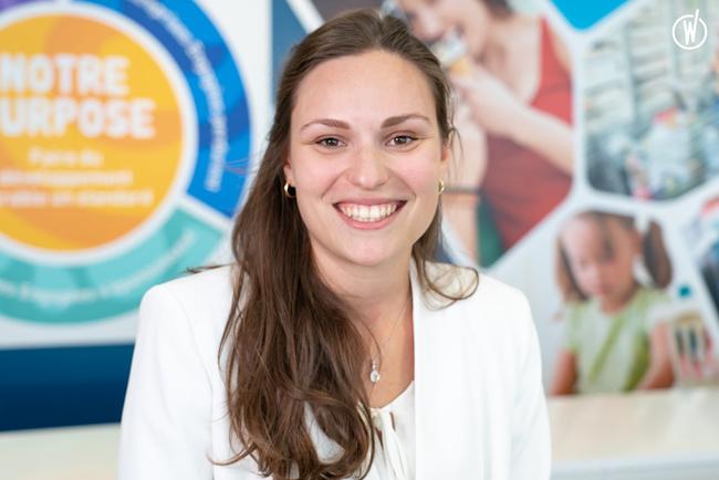 Rencontrez Géraldine, Senior Brand Manager - Unilever