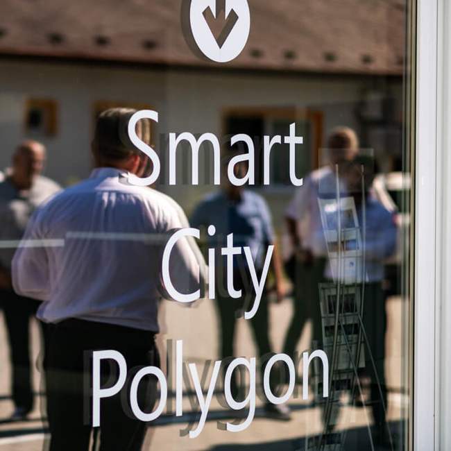 Smart City Polygon - OMEXOM GA Energo