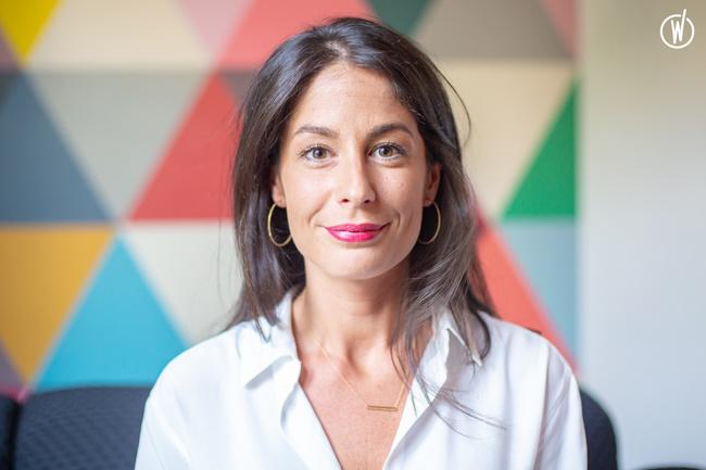 Rencontrez Alix, Responsable d'Upward HR - Upward