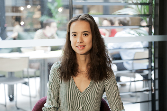 Rencontrez Mélanie, Data scientist - CybelAngel