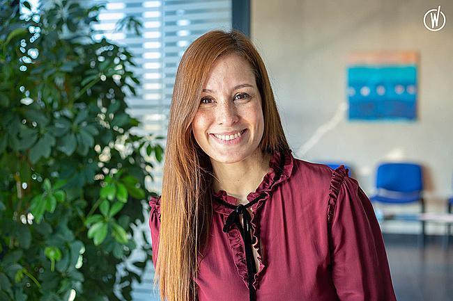 Rencontrez Juliana, Responsable Approvisionnements - Groupe Synerlab
