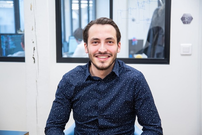 Rencontrez Vincent, Product Manager - Artifakt