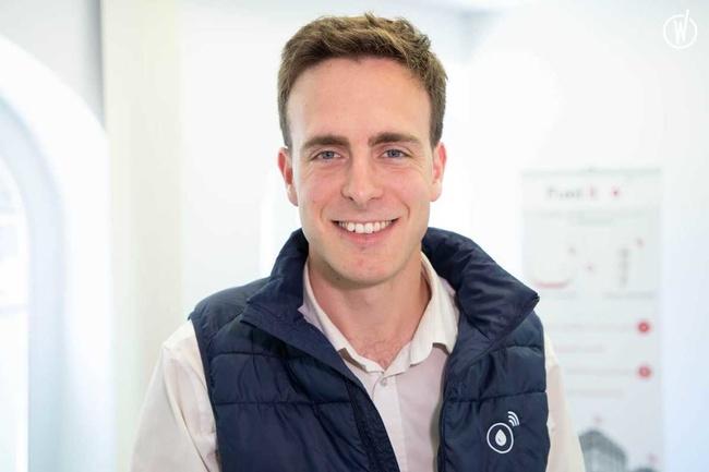 Rencontrez Yann, Co-fondateur - Directeur Opérationnel - 4! (Quatre Factorielle)