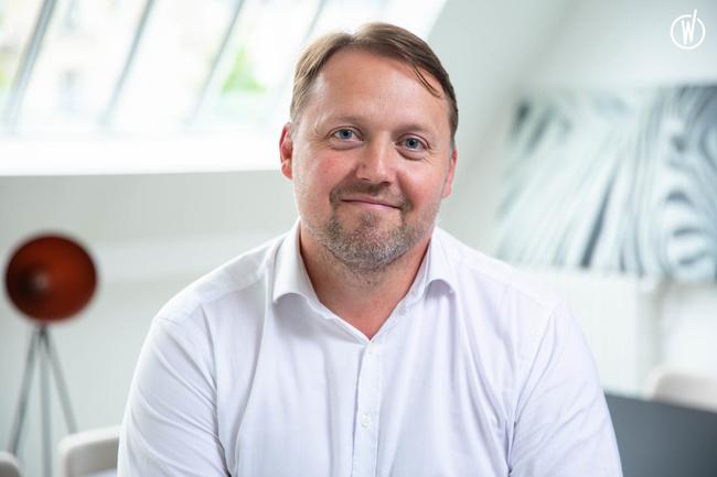Rencontrez Nicolas, Directeur - Keepling