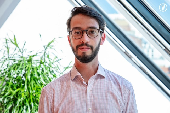 Rencontrez Pablo, Responsable Customer Success Manager - International SOS