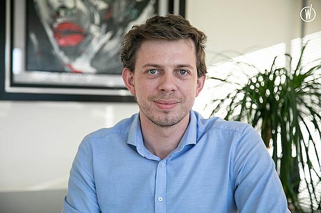 Rencontrez Thomas, Responsable de l'activité Techno / Consultant-Formateur - AGILEA