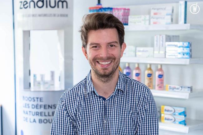 Rencontrez Yohann, Manager Operations - Unilever