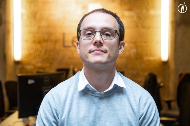 Rencontrez Fabrice, Product Manager - Ledger