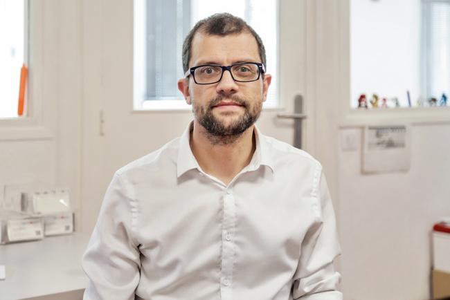 Rencontrez Fabrice, Fondateur et CEO - TrustInSoft