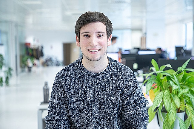 Meet Carlos, CTO & Co-Founder - Goin