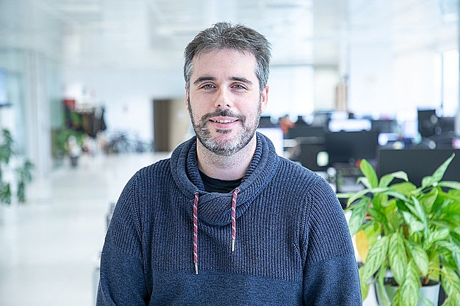 Meet Victor, Lead Architect - Goin