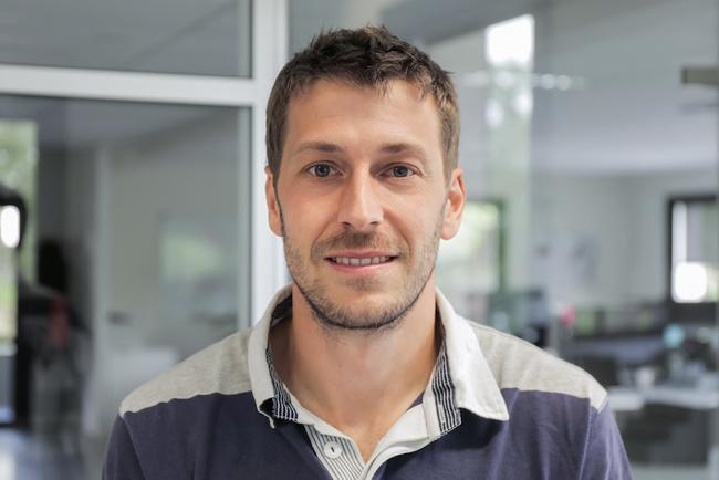 Rencontrez Nicolas, Business Development Manager