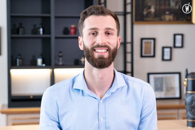 Rencontrez Clément, Category Manager Enseigne Senior - Unilever