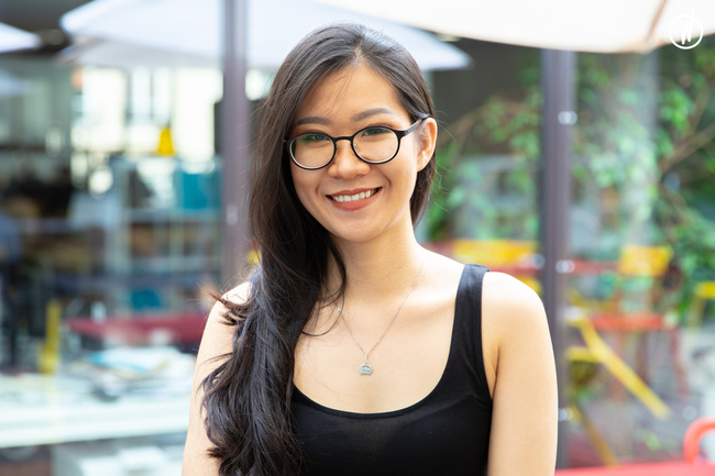 Meet Yutong Social Data Analyst based in Paris