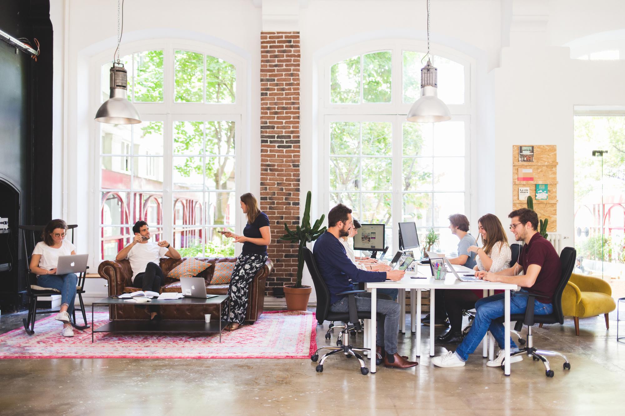 Quelques places de coworking ou bureaux partagés à genève apres ge
